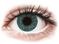 alensa.pt - Lentes de contacto - TopVue Color - Turquoise - com correção