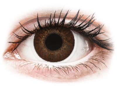 TopVue Color - Brown - sem correção (2 lentes)