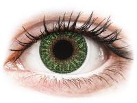alensa.pt - Lentes de contacto - TopVue Color - Green - sem correção