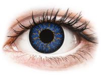 alensa.pt - Lentes de contacto - Lentes de Contacto Glamour Azul - ColourVUE