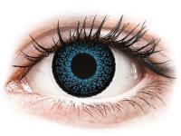 alensa.pt - Lentes de contacto - Lentes de Contacto Eyelush Azul com correção - ColourVUE