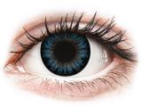 alensa.pt - Lentes de contacto - ColourVUE BigEyes Cool Blue - com correção
