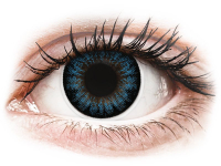 alensa.pt - Lentes de contacto - Lentes de Contacto BigEyes Azul Blue Cool - ColourVUE