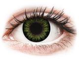 alensa.pt - Lentes de contacto - ColourVUE BigEyes Party Green - sem correção