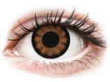 alensa.pt - Lentes de contacto - ColourVUE BigEyes Sexy Brown - sem correção