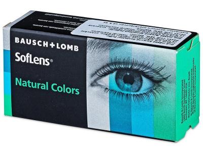 SofLens Natural Colors Emerald - com correção (2 lentes)