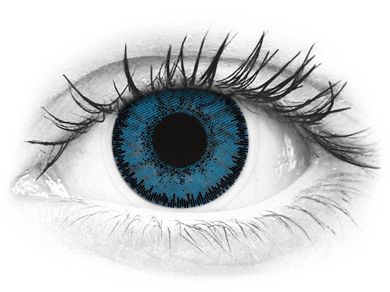 SofLens Natural Colors Topaz - com correção (2 lentes)