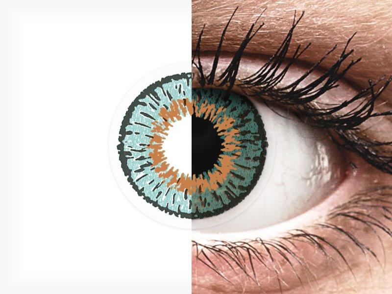 Lentes de Contacto Expressions Colors Água (1 lente)