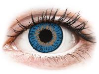 alensa.pt - Lentes de contacto - Lentes de Contacto Expressions Colors Azul Escuro com correção