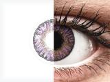 FreshLook ColorBlends Amethyst - com correção (2 lentes)