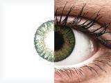 FreshLook ColorBlends Gemstone Green - com correção (2 lentes)