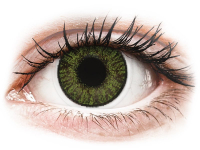 alensa.pt - Lentes de contacto - FreshLook ColorBlends Green - sem correção