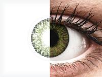 FreshLook ColorBlends Green - sem correção (2 lentes)