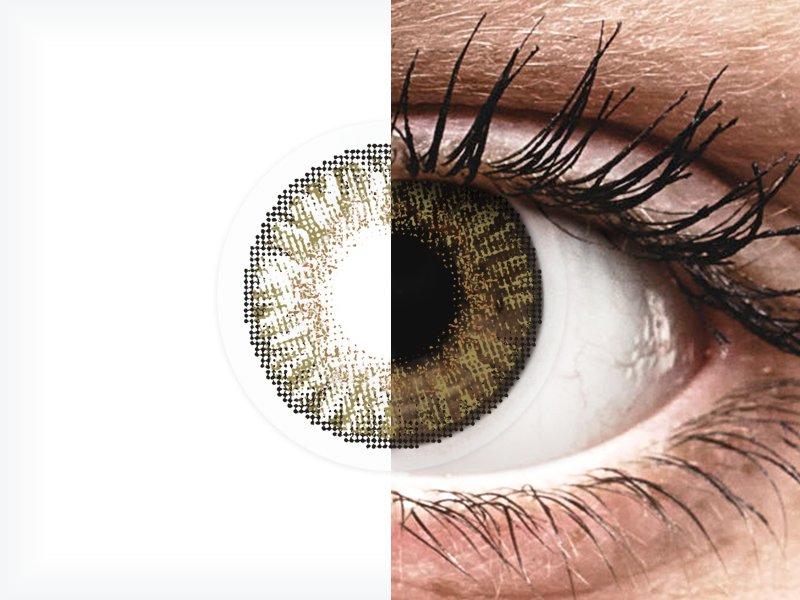 FreshLook ColorBlends Pure Hazel - sem correção (2 lentes)
