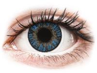 alensa.pt - Lentes de contacto - FreshLook ColorBlends True Sapphire - com correção