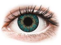 alensa.pt - Lentes de contacto - FreshLook ColorBlends Turquoise - com correção