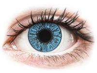 alensa.pt - Lentes de contacto - FreshLook Colors Sapphire Blue - com correção