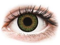 alensa.pt - Lentes de contacto - FreshLook One Day Color Green - sem correção