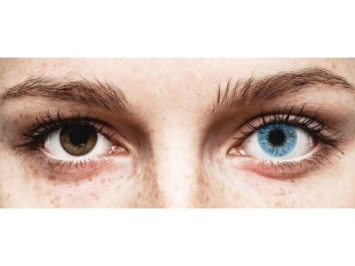FreshLook Colors Sapphire Blue - sem correção (2 lentes)