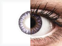 TopVue Color - Violet - com correção (2lentes)