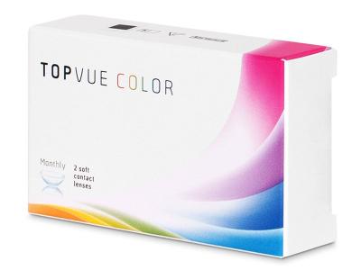TopVue Color - Honey - sem correção (2 lentes)
