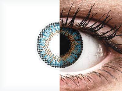 Lentes de Contacto Diárias TruBlends Arco-Íris 1 - ColourVue (10 lentes)