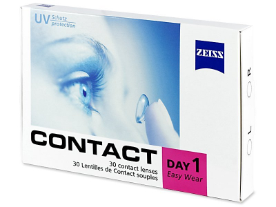 Carl Zeiss Contact Day 1 (30 lentes)