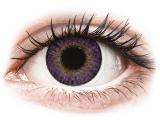 Air Optix Colors - Amethyst - sem correção (2 lentes)