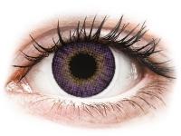 alensa.pt - Lentes de contacto - Air Optix Colors - Amethyst - com correção