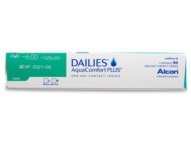 408844392bd52 ... Dailies AquaComfort Plus Toric (90 lentes) ...