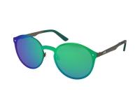 f10b350ae Compre Óculos de Sol Crullé com Armações Verdes | Alensa PT