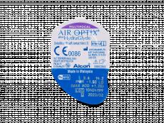Air Optix plus HydraGlyde Multifocal (6lentes)