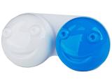 alensa.pt - Lentes de contacto - Estojo para lentes de contacto 3D - Azul