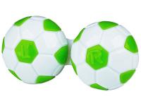 alensa.pt - Lentes de contacto - Estojo para lentes de contacto futebol - Verde