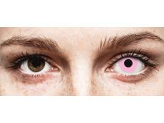 Lentes de Contacto Crazy Lens Cor-de-rosa Barbie Pink - ColourVUE (2lentes)