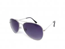 Óculos de Sol Alensa Pilot Silver