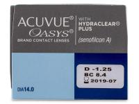 Acuvue Oasys (24lentes)