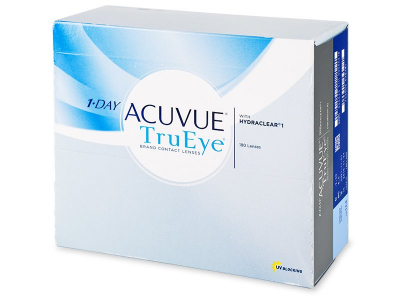 1 Day Acuvue TruEye (180lentes)