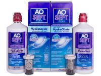 alensa.pt - Lentes de contacto - AO SEPT PLUS HydraGlyde solução 2x360ml