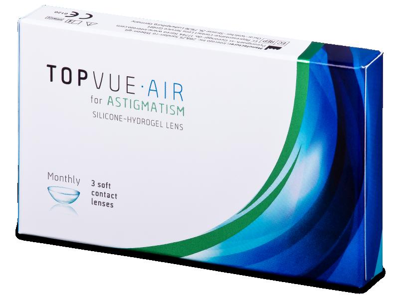 TopVue Air for Astigmatism (3lentes)