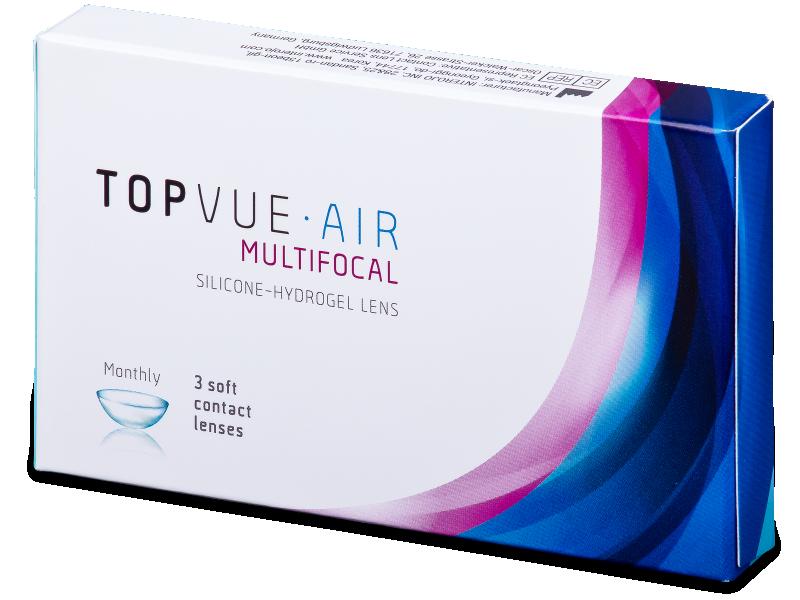 TopVue Air Multifocal (3 lentes)