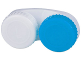 alensa.pt - Lentes de contacto - Estojo Azul e Branco L+R