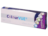 alensa.pt - Lentes de contacto - ColourVue One Day TruBlends Rainbow - sem correção
