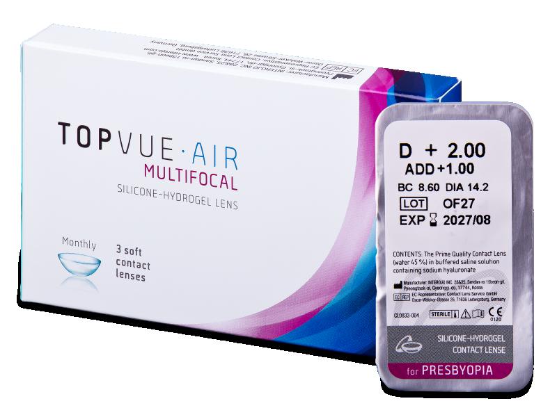 TopVue Air Multifocal (1 lente)
