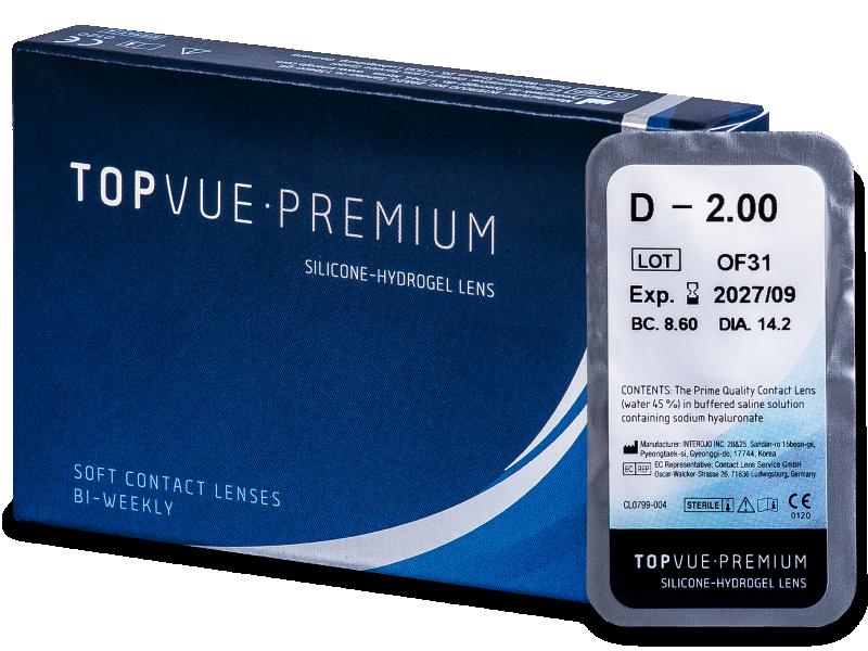 TopVue Premium (1 lente)