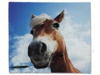 alensa.pt - Lentes de contacto - Tecido para Limpeza de Óculos - Cavalo