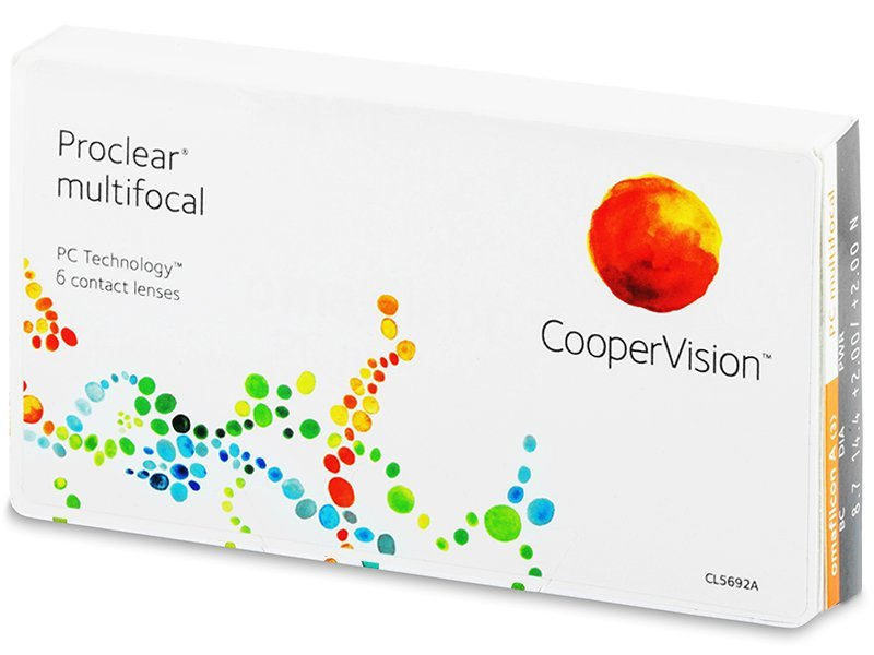 Proclear Multifocal XR (6 lentes)