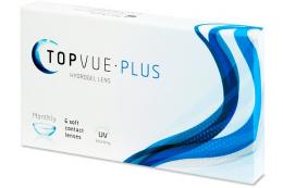 TopVue Monthly Plus (6 lentes) - TopVue