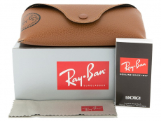 Óculos de Sol Ray-Ban Original Aviador RB3025 - 167/68