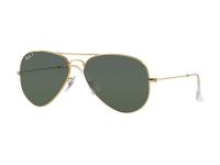 Óculos de sol Ray-Ban Original Aviator RB3025 - 001/58 POL